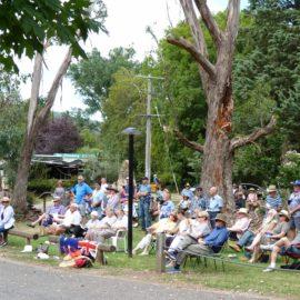 Australia Day Celebrations in Harrietville