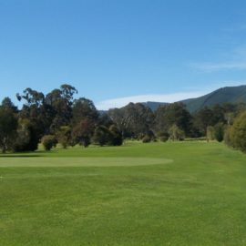 Myrtleford Golf Course