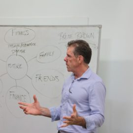 Leadership Coach Paul O'Brien