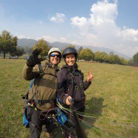 Bright Paragliding Tandem
